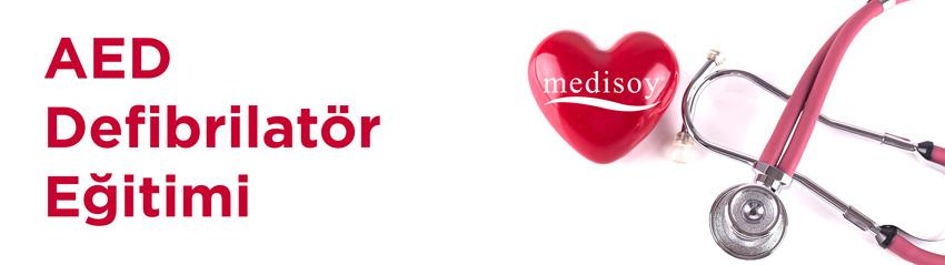 medisoy AED Defibrilatör Eğitimi