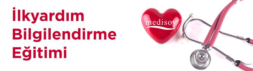 medisoy ilkyardım bilgilendirme eğitimi