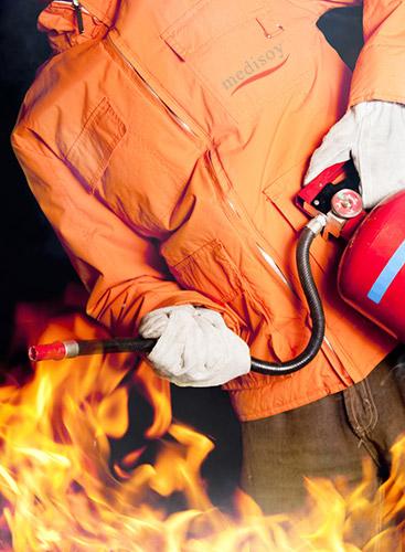 medisoy yangın eğitimi
